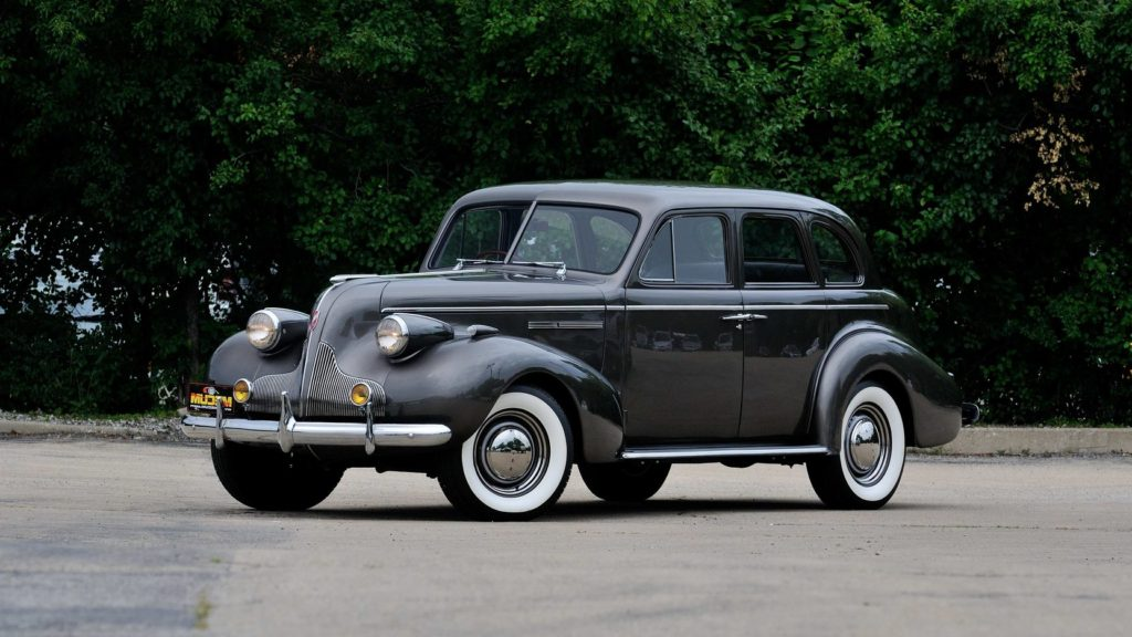 Buick Roadmaster 1939