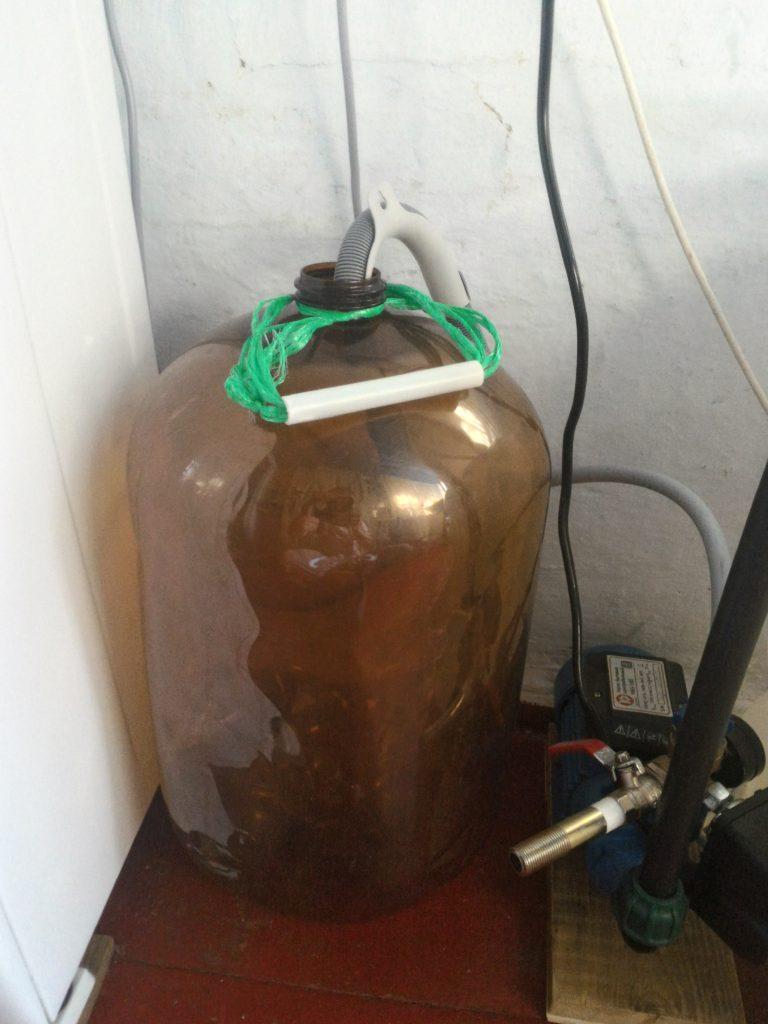 Бутыль 30 литров